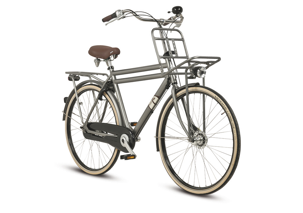 Sparta Pick-Up Plus Herenfiets 53cm 7V - Grijs