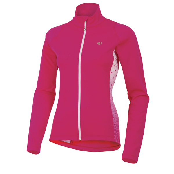 Pearl Izumi Fietsshirt LM Select Thermal Dames Berry - M