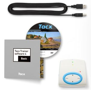 Tacx Fortius upgrade set pc Flow/Cosmos  T1925