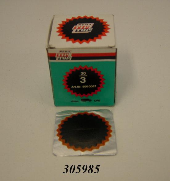 Tip Top Pleister 50 mm No 3 (30)