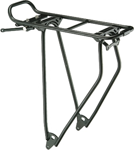 Racktime Bagagedrager Stand-it 26 Inch - Zwart