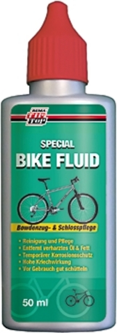 Tip-Top Olie Bike Fluid - Fles 50ml