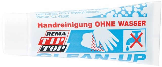 Tip-Top Handreiniger Clean Up - Tube 25ml