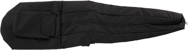 Contec Fiddle Case Transporttas Nylon - Zwart