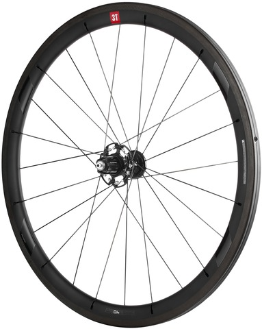 3T Achterwiel Orbis T40 LTD Stealth Campagnolo/Shimano - Cb