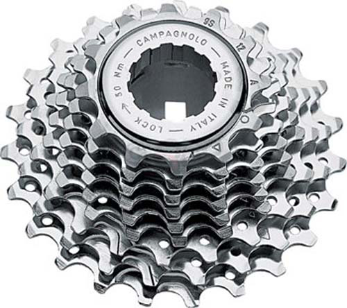 Campagnolo Veloce Cassette 9 Speed 13/23 Tands