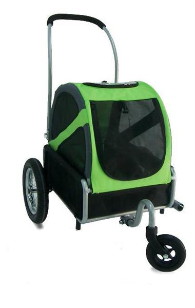 Doggyride Mini Buggy Groen