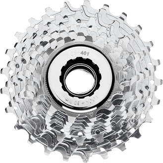 Campagnolo Veloce Cassette 10 Speed 13-29 Tands