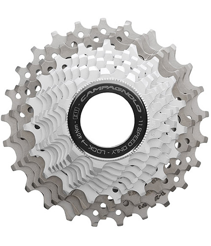 Campagnolo Record Cassette 11 Speed 11-25 Tands