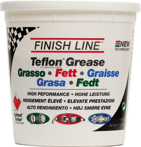Finish Line Teflon Grease Pot 1,8kg
