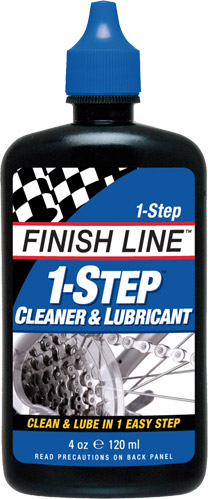 Finish Line Clean & Lube 1 Step Flacon 120ml