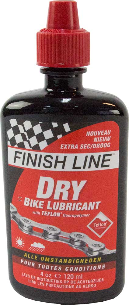Finish Line Dry Teflon Lube Flacon 120ml
