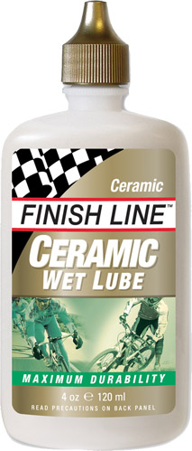 Finish Linie Ceramisch Wet Lube Flacon 120ml