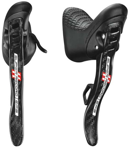 Campagnolo Super Record EPS Carbon Ergopower Hendels