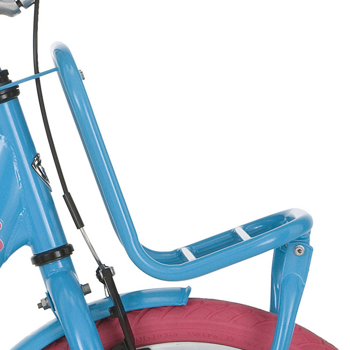 Alpina Transportdrager Clubb 18 Inch - Turquoise