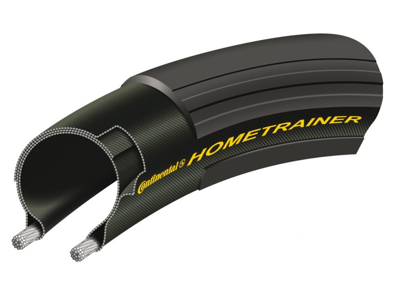 Continental Hometrainer Band 26x1.75 Ultra Sport Zwart