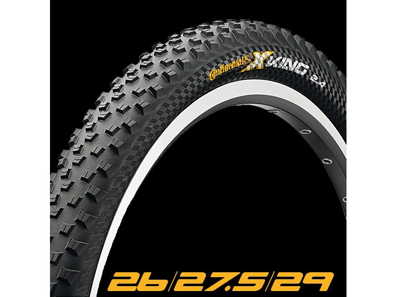 Continental X-King Buitenband 29x2.2\