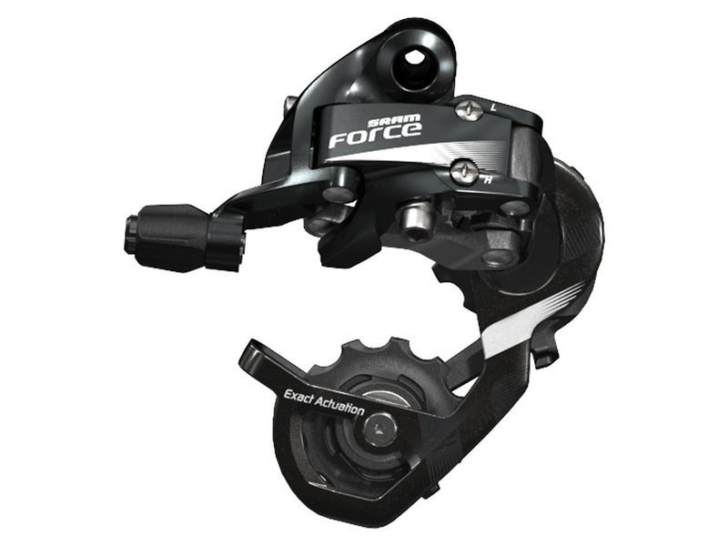 Sram Achterderailleur Force22 11 Speed Short Cage