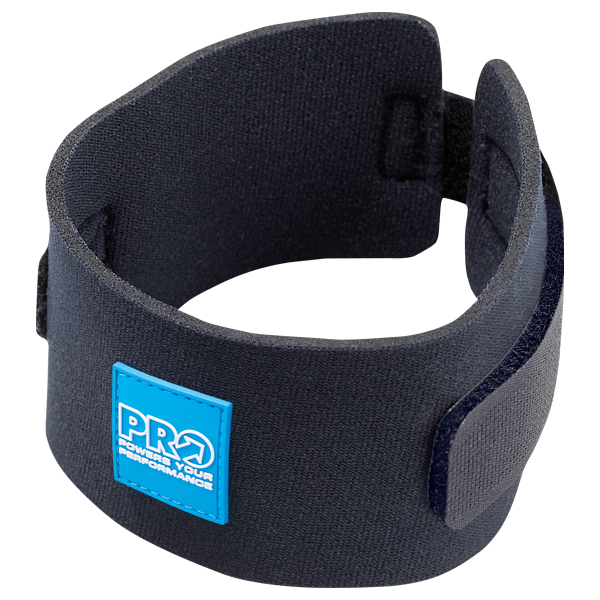 Pro Aerofuel Triathlon Chip Band Neopreen - Zwart
