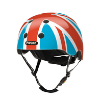 Melon Kinderhelm Union Jack Summer Sky - XXS-S 46-52cm