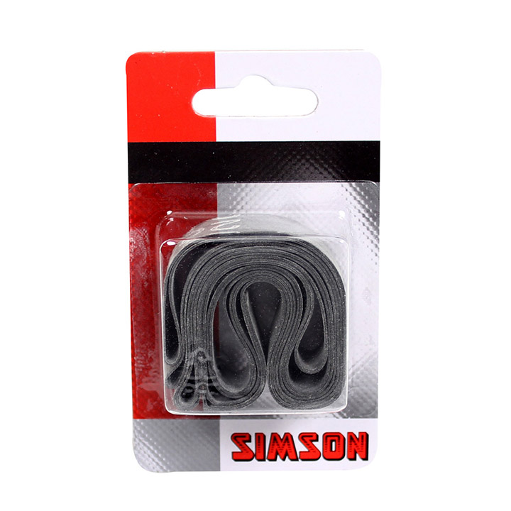 Simson velglint 24/28 Inch rubber 16mm breed