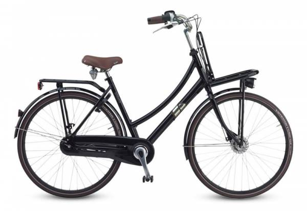 Sparta Pick-Up Plus Damesfiets 57cm 7V - Zwart