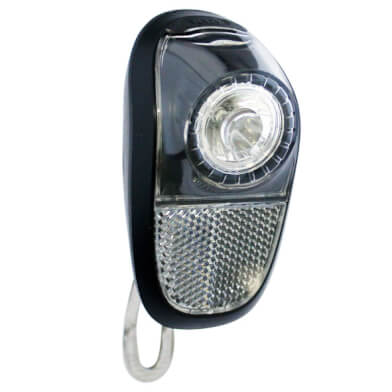 Union koplamp Mobile led Naafdynamo Zwart