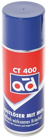 AD Roest Oplosser CT 400 Spuitbus 400ml