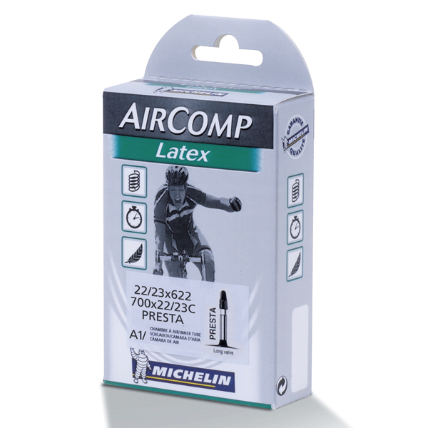 Michelin Binnenband A1 Aircomp Ultralight 18/23-622 40mm FV