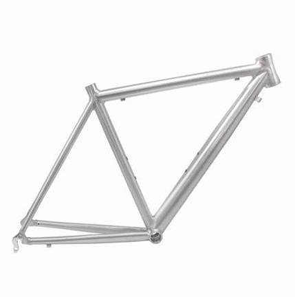 Astro Frame Race HSRCH-500 Alloy 54cm - Brushed Aluminium