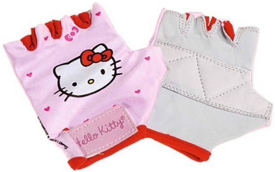 Bike Fashion Kinder Handschoen Hello Kitty maat 5