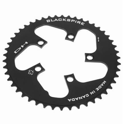 Blackspire Kettingblad Downhill 46T Steek 94 Zwart