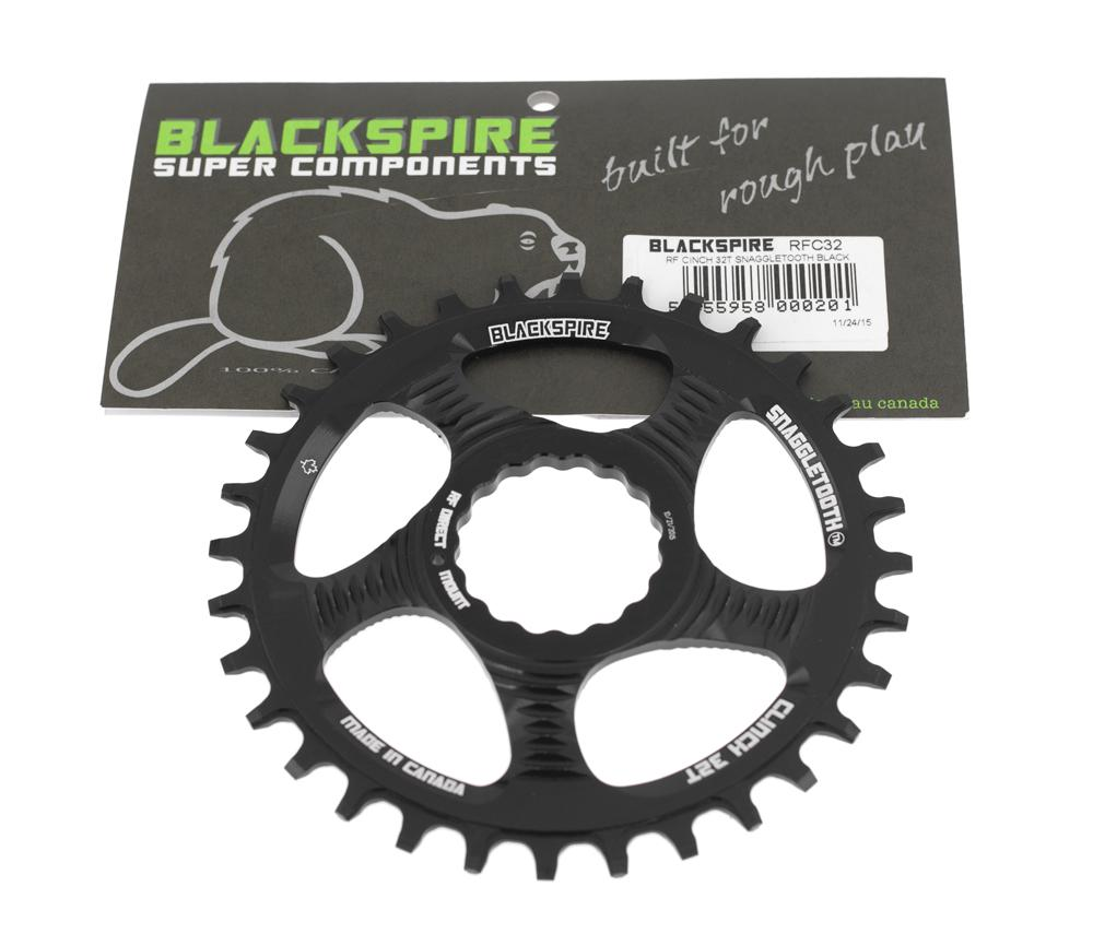 Blackspire Kettingblad Snaggletooth NWP 32T Raceface DM - Zw