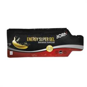 Born Energie Gel Super Gel Banana - 12 x 40g