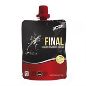 Born Vloeibare Energie Drank Final Citroensmaak - 6x90g