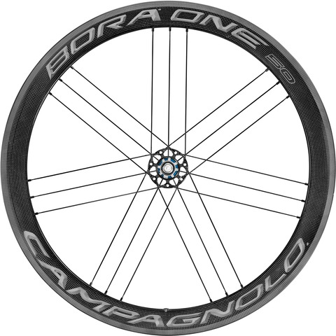Campagnolo Bora One 50 Achterwiel Full Carbon -Tubular
