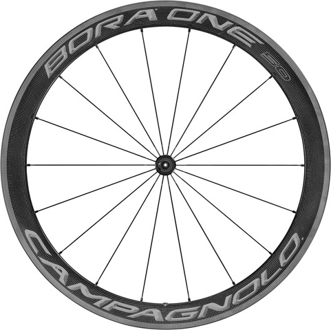 Campagnolo Bora One 50 Voorwiel Full Carbon -Tubular