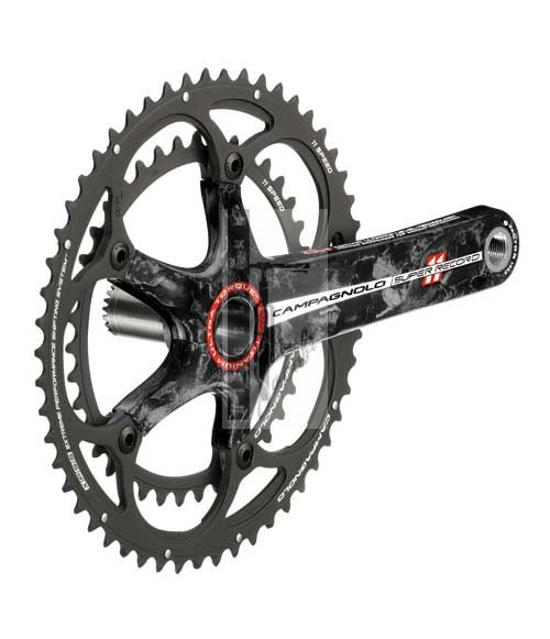 Campagnolo Crankstel  Super Record 34-50T 11V EPS 172.5mm