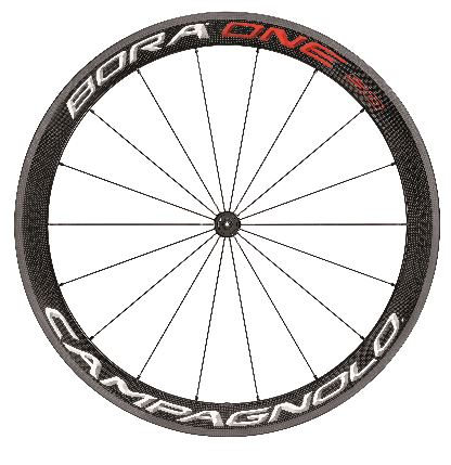 Campagnolo Wielset Bora One 50 Tubular CB - Campagnolo