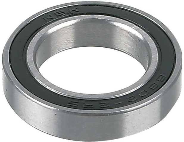 Clatch Naaf Lager 15 mm 68022RS - Zwart/Zilver