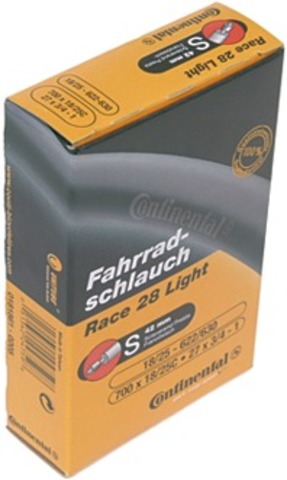 Continental Binnenband 20/25-622/630 Race Light Frans 42mm