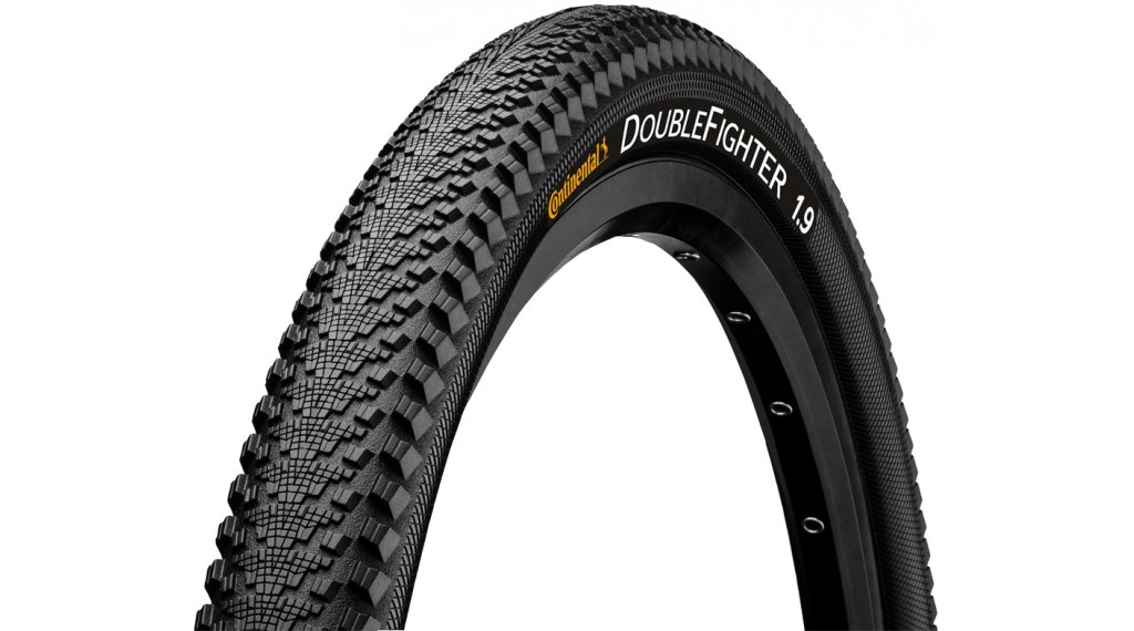 Continental Buitenband Double Fighter III 26 x 1.90 Inch