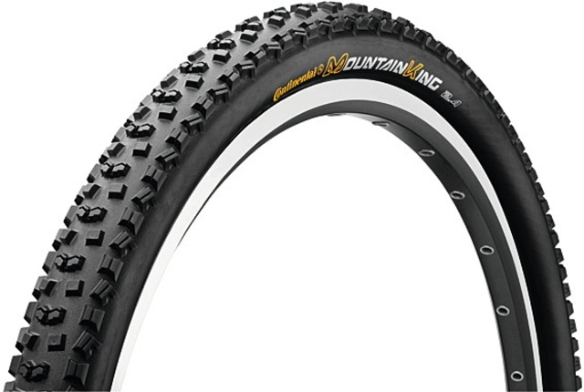 Continental Buitenband Mountain King 2 26x2.20 Vouwb ProTec