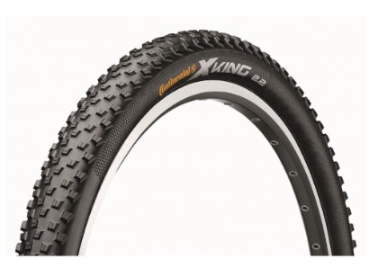 Continental X-King Buitenband 27.5x2.2\