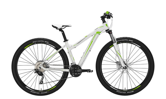 Conway MTB MQ 529 Dames 29 Inch 40cm 30V Wit/Lime