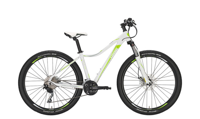 Conway MTB MQ 627 Dames 27 inch 40cm 30V Wit/Lime
