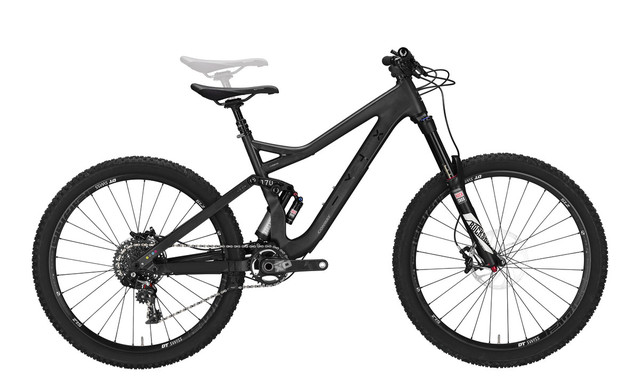 Conway MTB WME 1027 Carbon 27 Inch 41cm 11V - Carbon