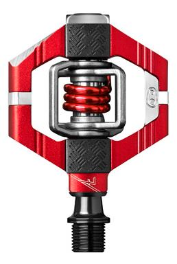 Crankbrothers Candy 7 Pedalen - Rood