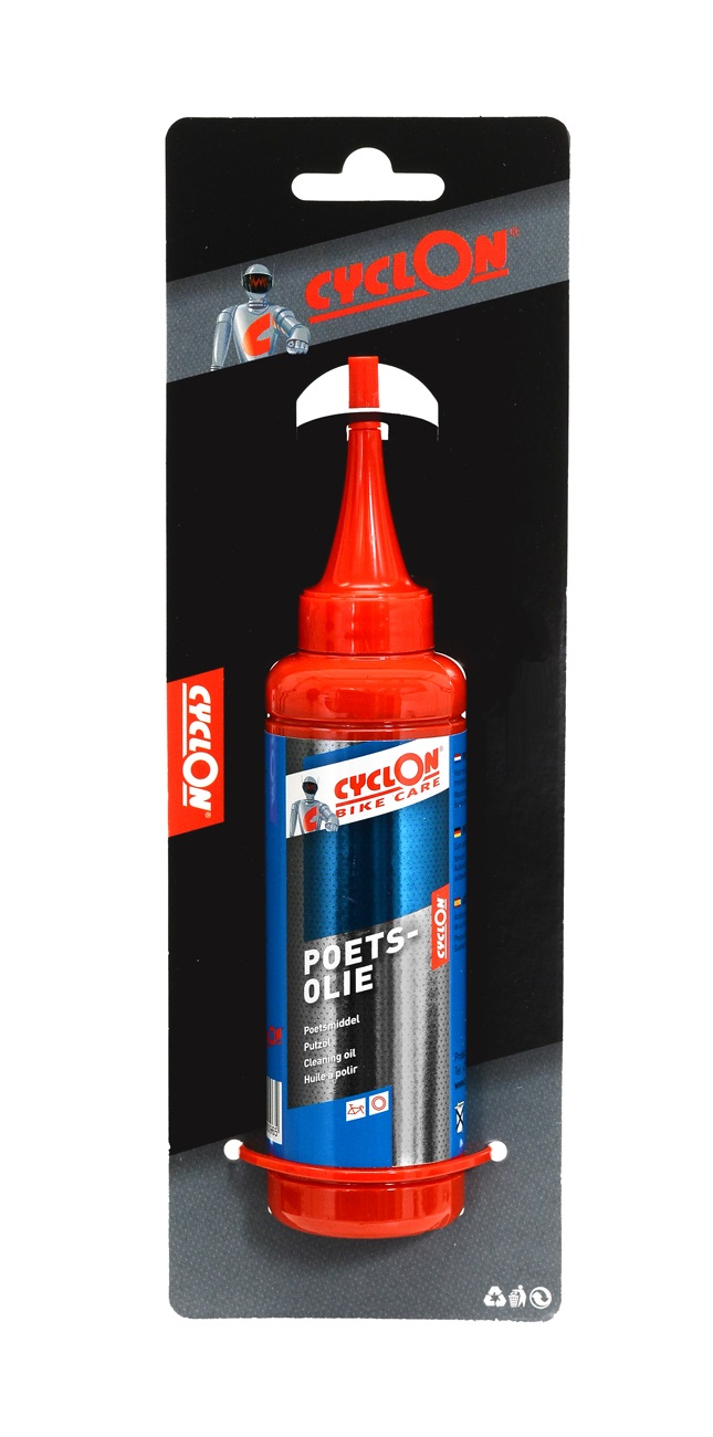 Cyclon Poetsolie Flacon - 125ml