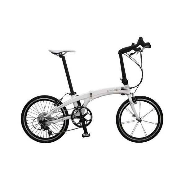 Dahon Vouwfiets Vector DD30 20 Inch 30V Wit